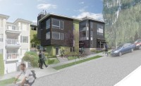 New Lowrise Development at 3925 2nd Ave NE
